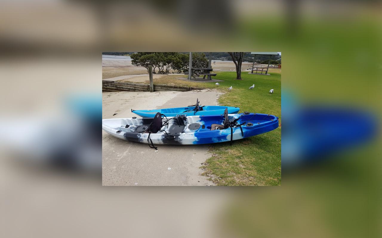 Narooma Kayaking