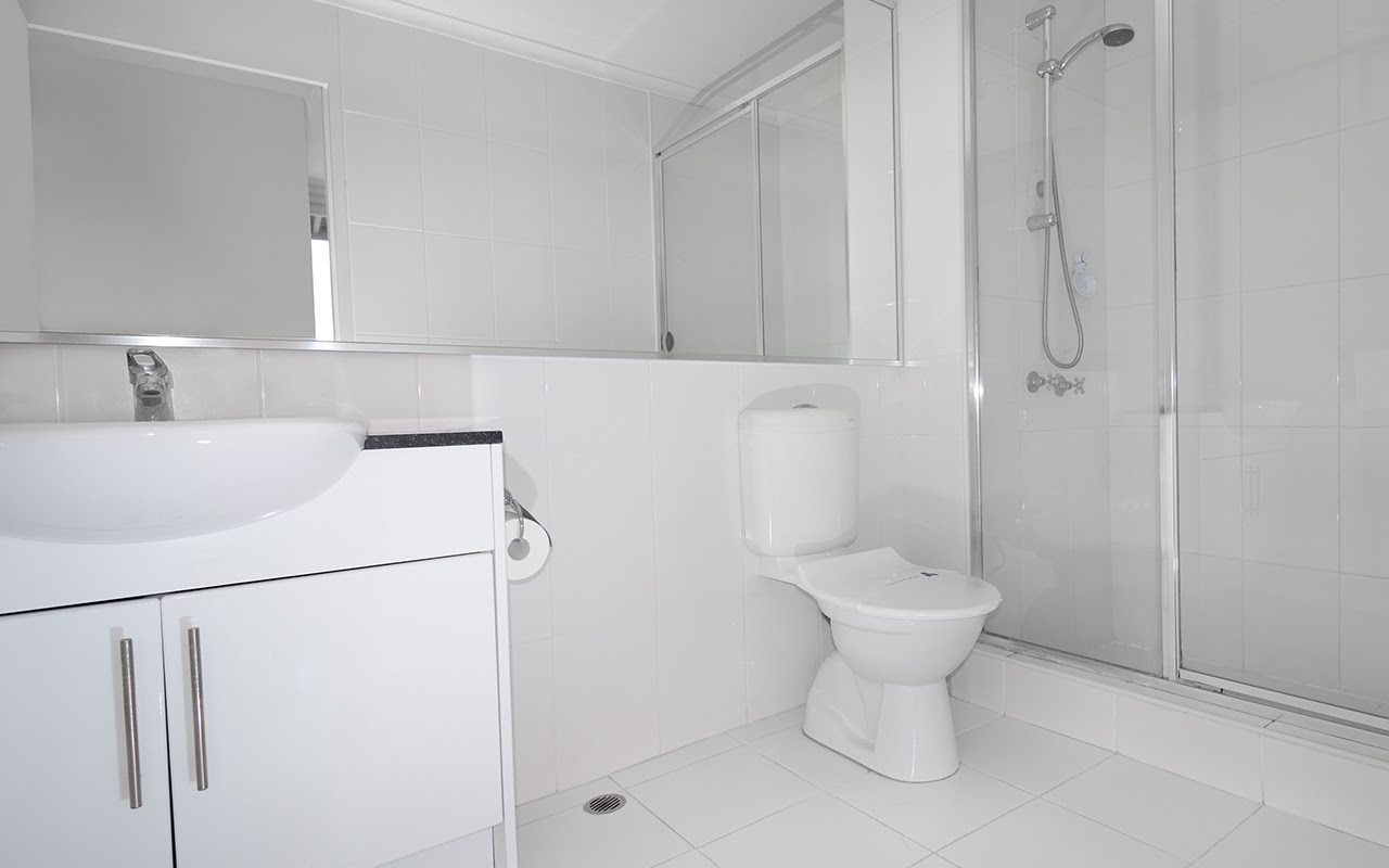 Horizon Holiday Apartments 1 Bedroom Apt Bathroom