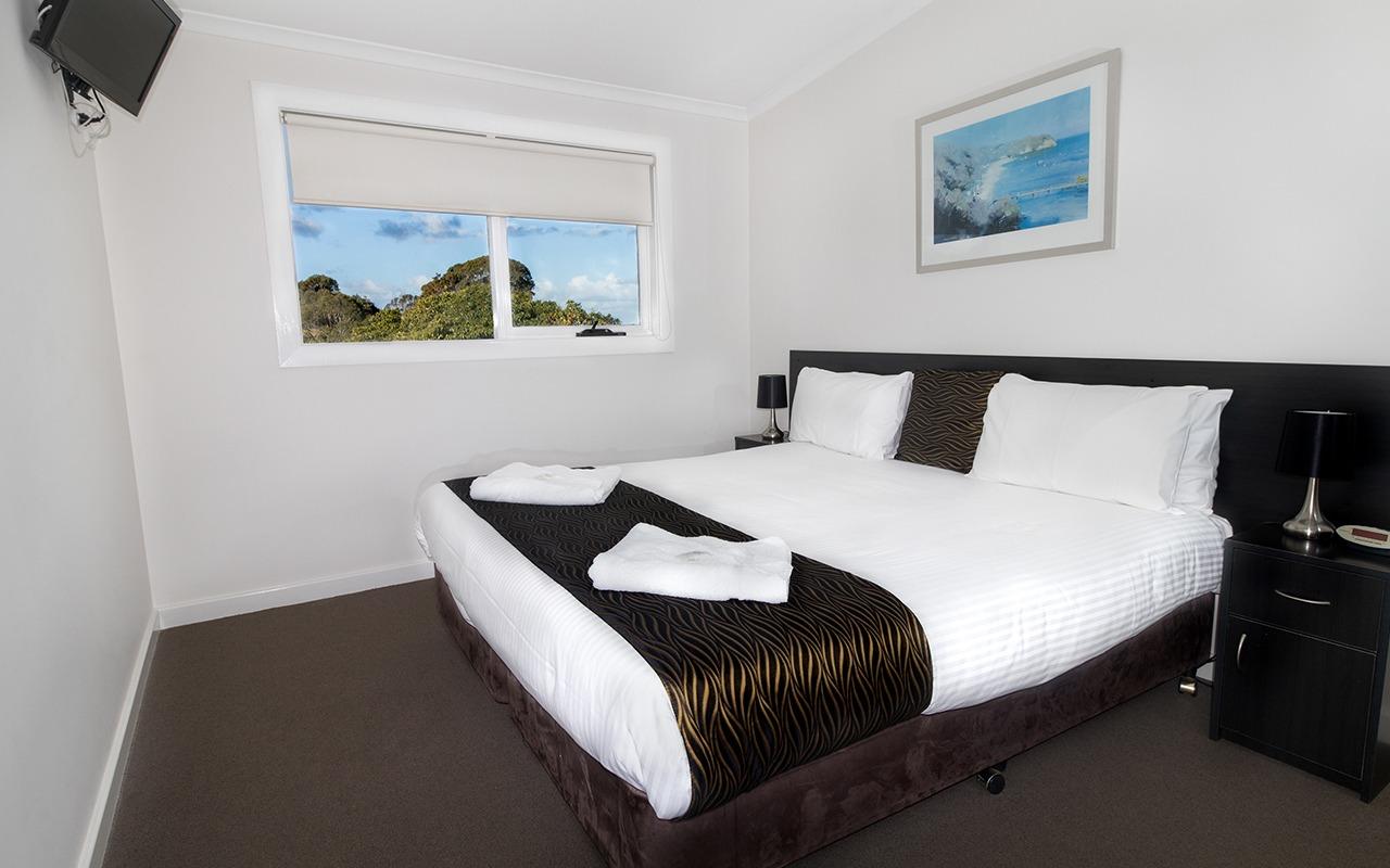 Horizon Holiday Apartments 2 Bedroom Family Bedroom