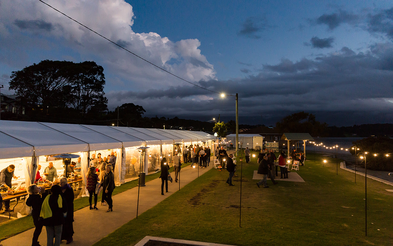 Narooma Oyster Festival - Long Table