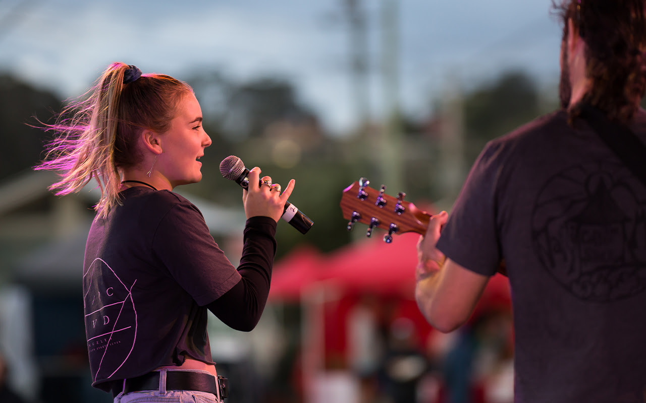 Narooma Oyster Festival - Music Performers