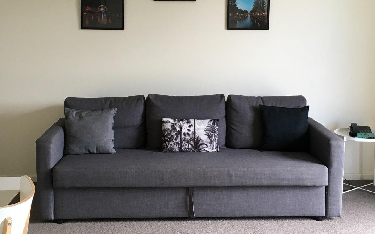 Horizon Holiday Apartments 1 Bedroom Apt Lounge
