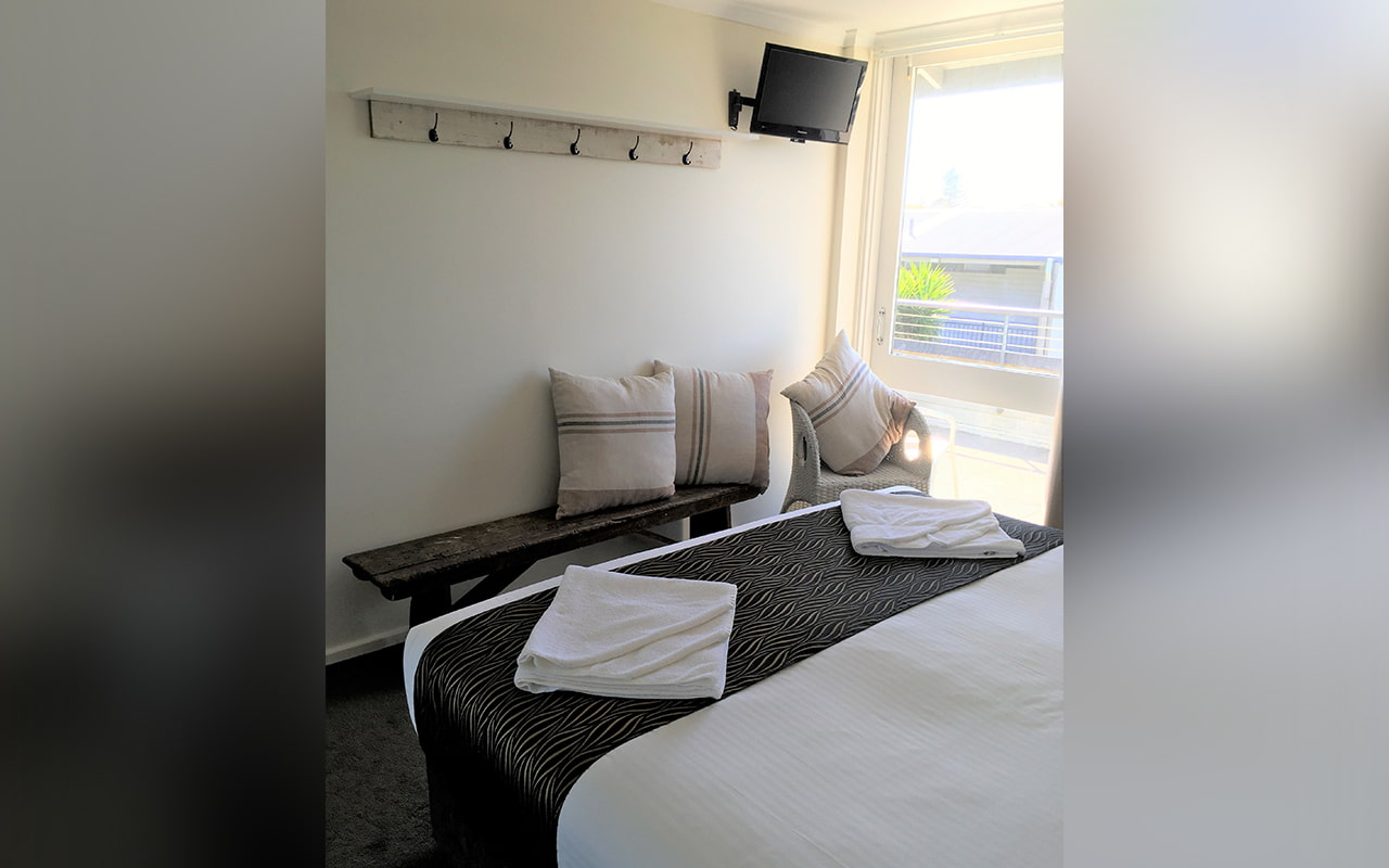 Horizon Holiday Apartments 2 Bedroom Apt Bedroom 1