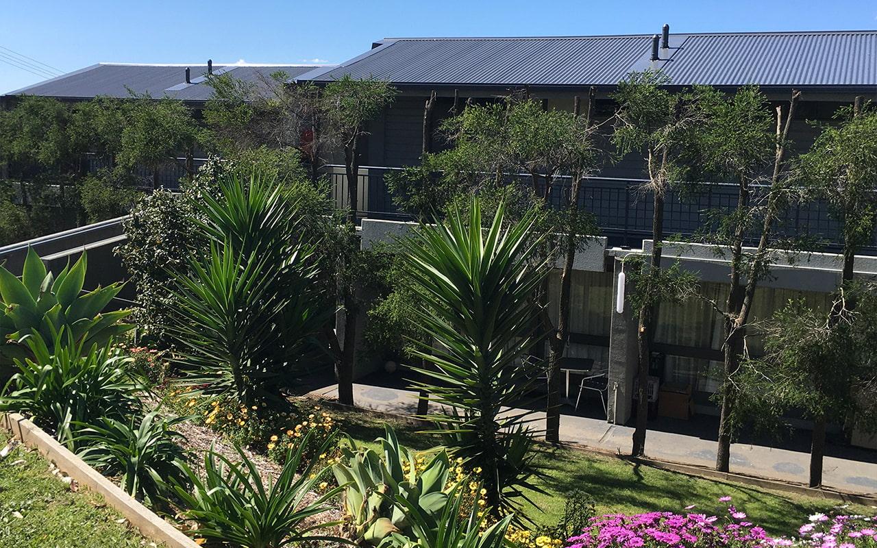 Horizon Holiday Apartments Garden