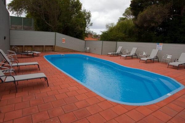 Horizon Apartments Narooma Pool